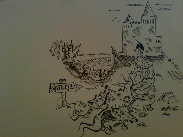 Карикатура: Нашествие ., Константин Мухоморов