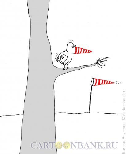 Карикатура: Мимикрия, Шилов Вячеслав