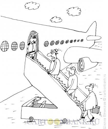 Карикатура: Решетки, Шилов Вячеслав
