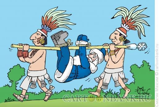 Смешные картинки с индейцами, для