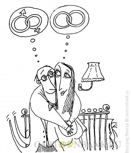 Карикатура: Каждому свое, Богорад Виктор