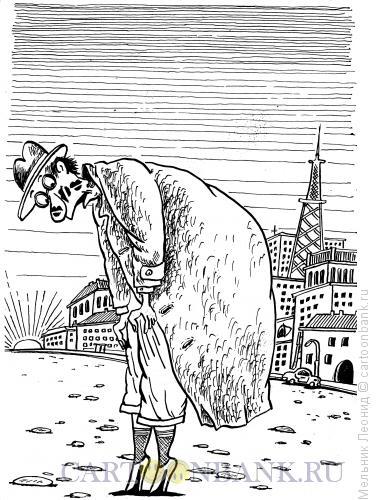 Карикатура: Ох,нифига себе!, Мельник Леонид