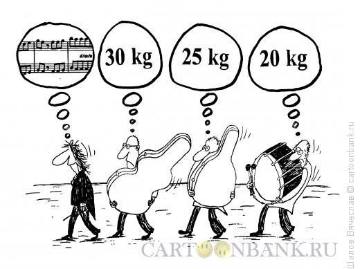 Карикатура: Мысли о разном, Шилов Вячеслав