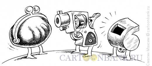 Карикатура: Преступник, жертва и закон, Смагин Максим