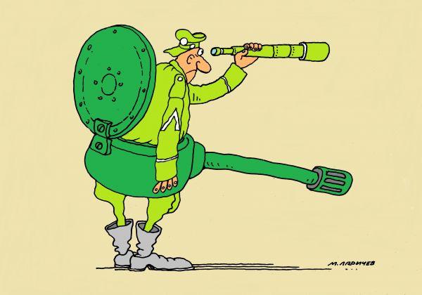 Про снаряды. Tankist