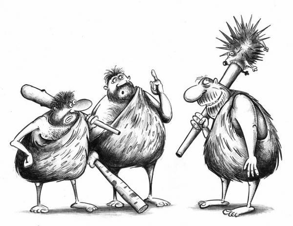 Карикатура: Инновация, Сергей Корсун