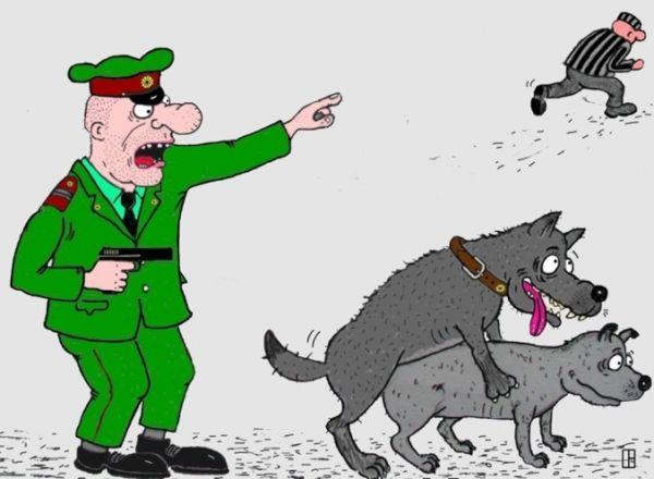 Карикатура: Весна, Олег Тамбовцев