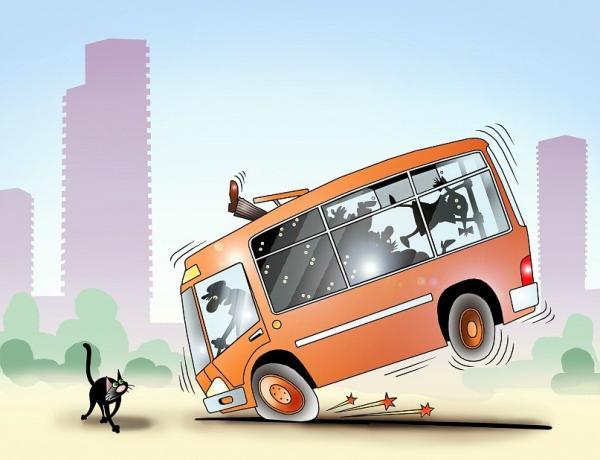 Карикатура: Примета, Сергей Корсун