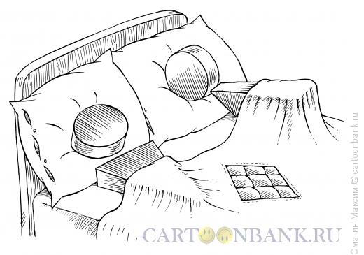 Карикатура: Символический секс, Смагин Максим