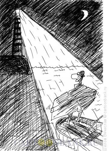 Карикатура: Свет, Шилов Вячеслав
