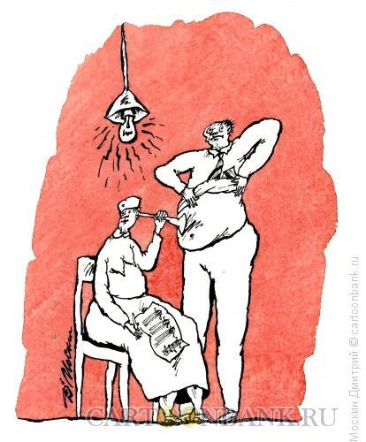 Карикатура: музыка, Москин Дмитрий