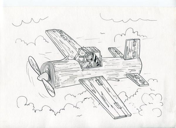 Карикатура: Бурачелло, Петров Александр