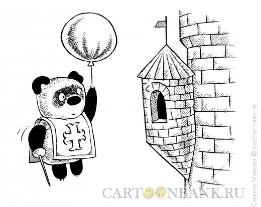 Карикатура: Дюма, Смагин Максим