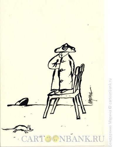 Карикатура: Наполеон, Бондаренко Марина
