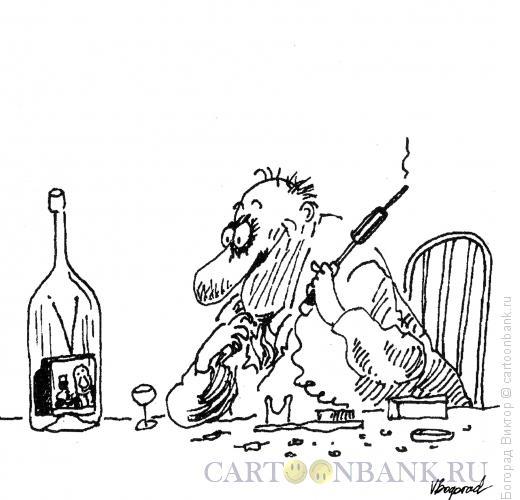Карикатура: Умелец, Богорад Виктор