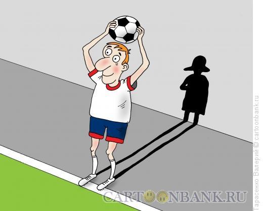 Карикатура: Мания, Тарасенко Валерий