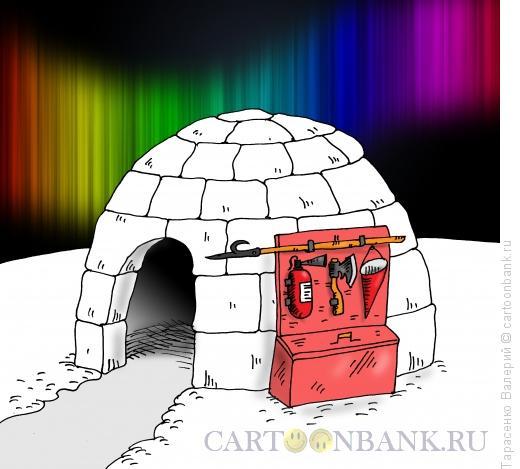 Карикатура: Перестраховка, Тарасенко Валерий
