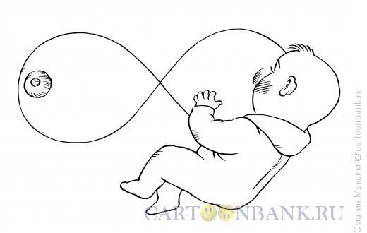 Карикатура: Молочная бесконечность, Смагин Максим