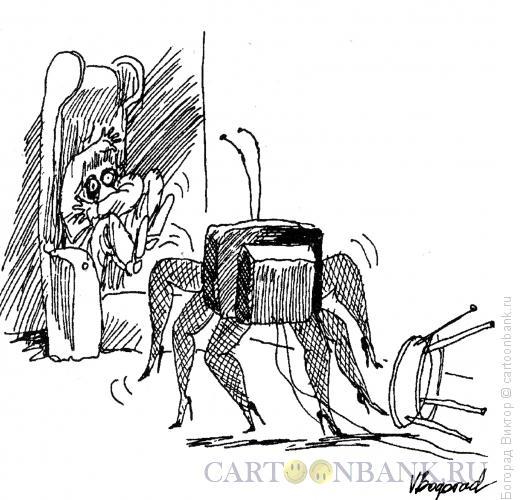 Карикатура: Программа для взрослых, Богорад Виктор