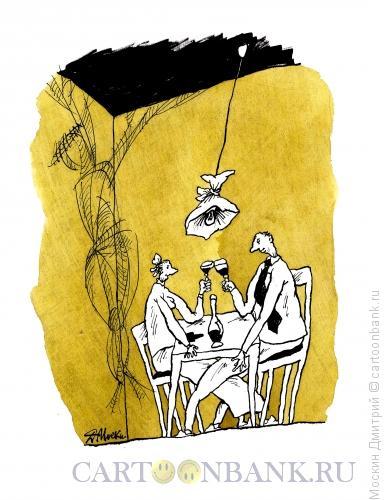 Карикатура: чудо, Москин Дмитрий