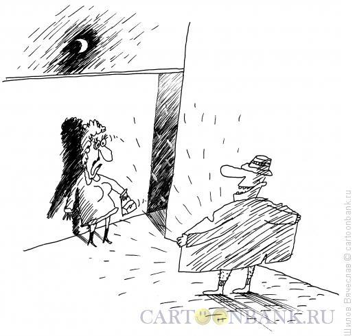 Карикатура: Сияние, Шилов Вячеслав