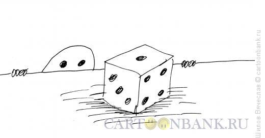 Карикатура: Неведомое, Шилов Вячеслав