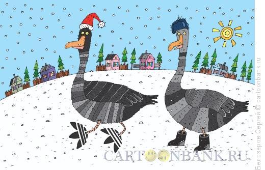 Карикатура: Aдидас, Белозёров Сергей