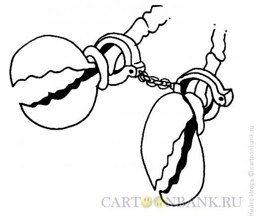 Карикатура: Знак зодиака - рак, Кийко Игорь