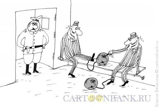 Карикатура: Дружеский шарж, Шилов Вячеслав