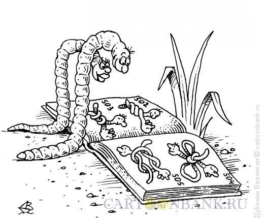 Карикатура: Камасутра, Дубинин Валентин