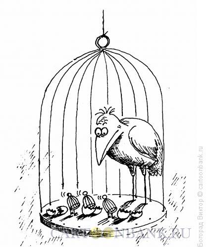 Карикатура: Дети, Богорад Виктор