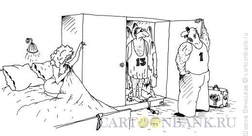 Карикатура: Тринадцатый, Шилов Вячеслав