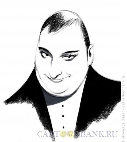 Карикатура: Александр Хинштейн, Новосёлов Валерий