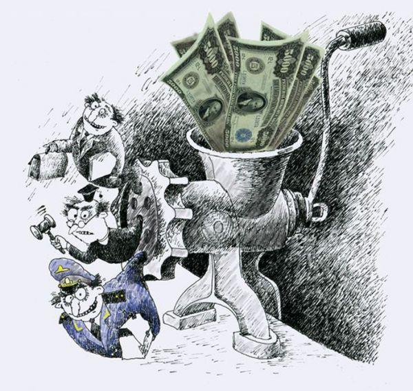 Карикатура: Вакансии, Алла Сердюкова