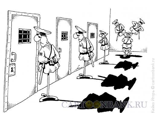 Карикатура: Манекены, Кийко Игорь