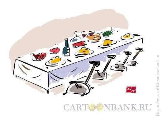 Карикатура: Тренажеры, Иорш Алексей