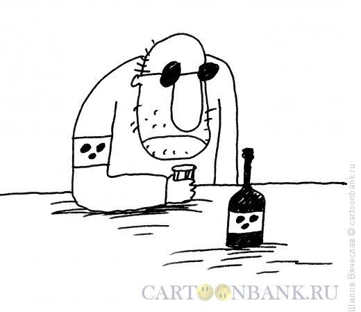 Карикатура: Этикетка, Шилов Вячеслав