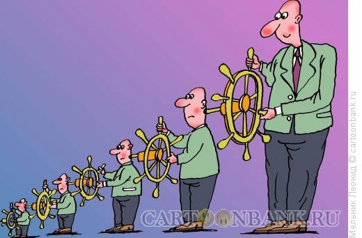 Карикатура: капитан, капитан, Мельник Леонид