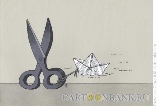 Карикатура: Цензура, Сыченко Сергей