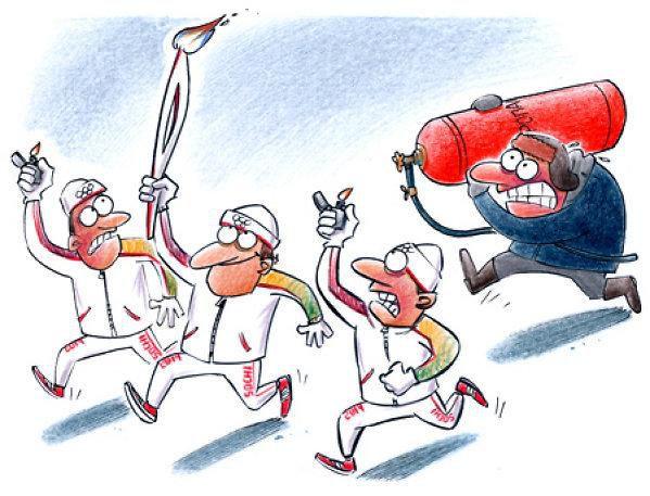 Карикатура: Инновативненько..., Гатис Шльуука