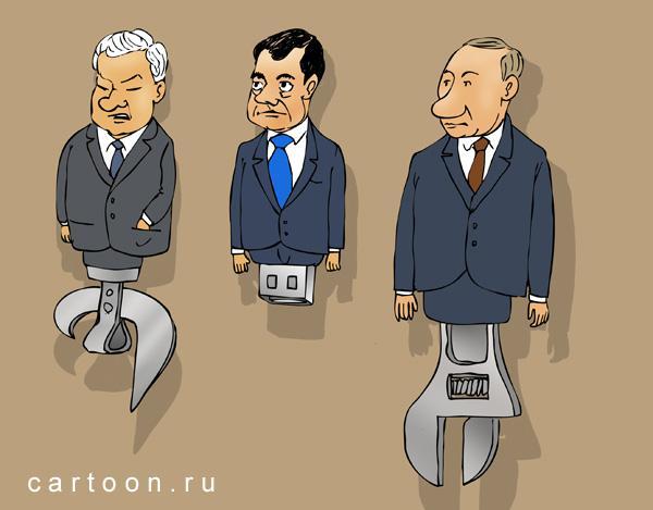 Карикатура: инструменты власти, Зудин Александр
