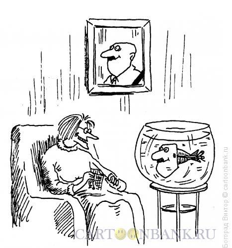 Карикатура: Сохранение памяти, Богорад Виктор