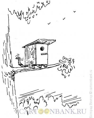 Карикатура: Ловушка, Богорад Виктор