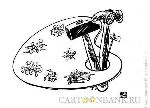 Карикатура: Палитра, Иорш Алексей