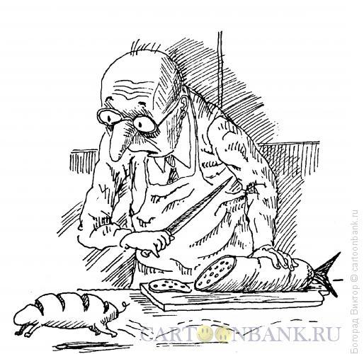 Карикатура: Нехорошая экология, Богорад Виктор