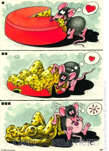 Карикатура: Творческий подход, Дружинин Валентин
