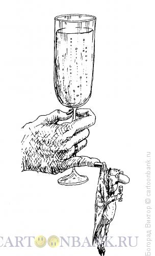 Карикатура: К ногтю!, Богорад Виктор