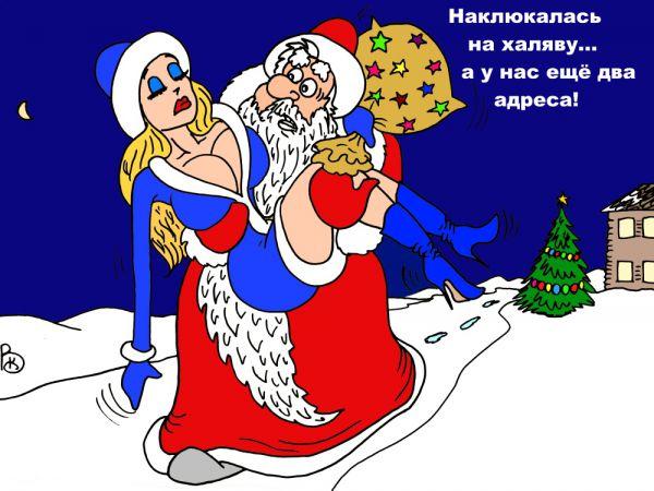 Карикатура: Тяжёлый случай, Валерий Каненков