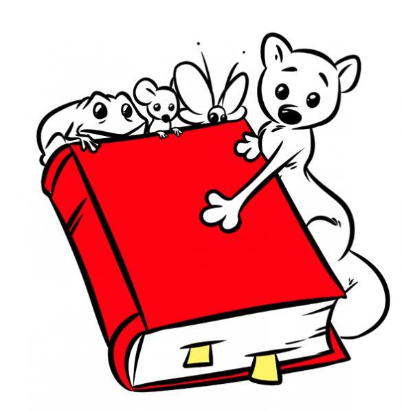 Карикатура: Красная книга