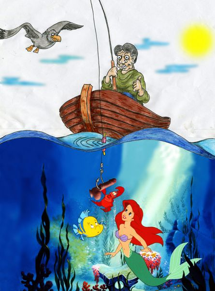 Карикатура: Ариэль, Дмитрий Субочев